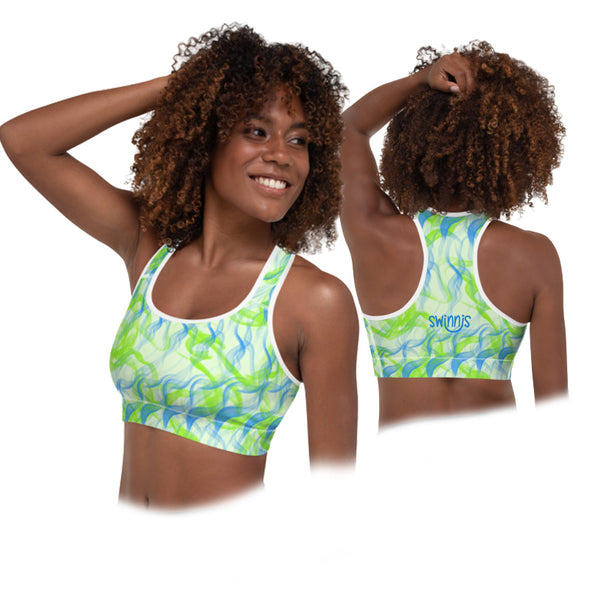 Swinnis Women's Active Flow Sport Bra