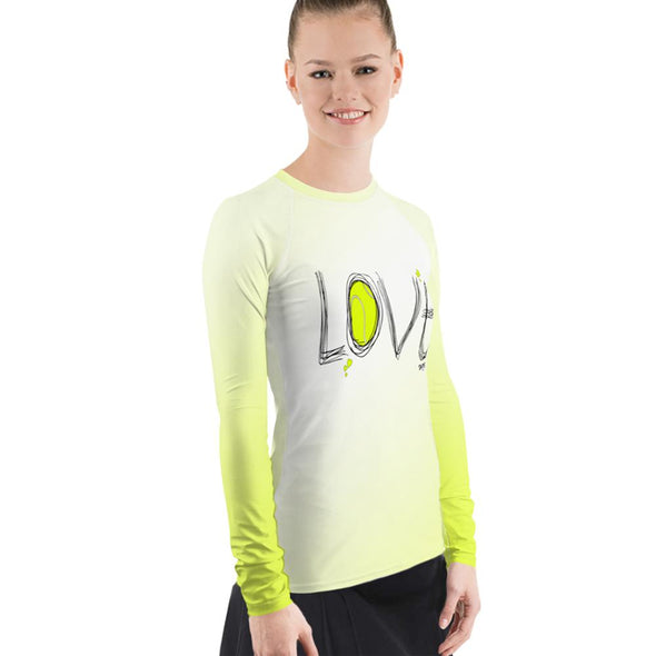 Swinnis Women's A Touch Of Love Long Sleeve