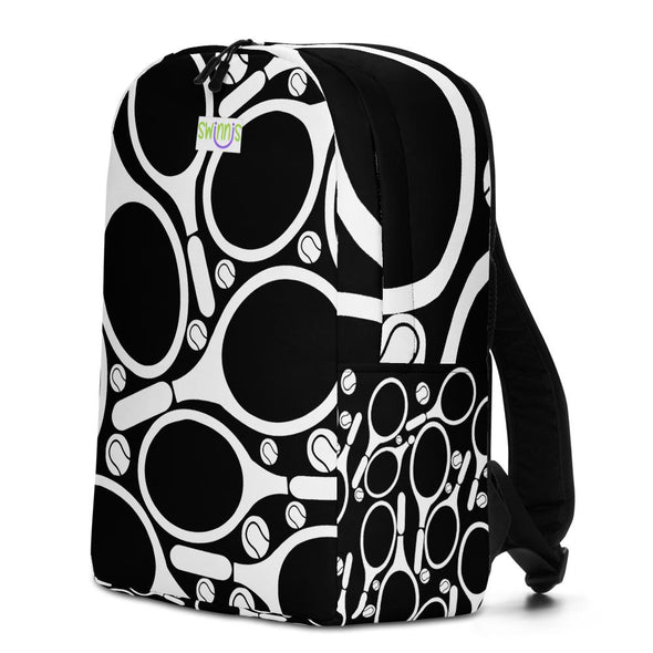 Swinnis White Fall Collections Backpack