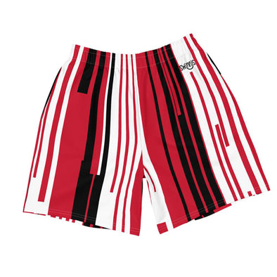 Swinnis Men's Game Lover Red Shorts