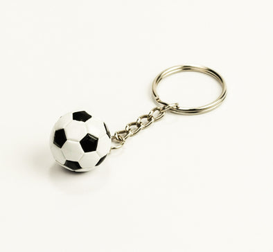 Mini Soccer ball Keyring
