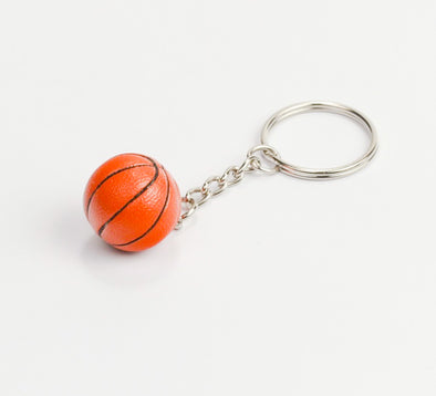 Mini Basketball Keyring