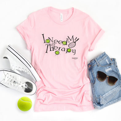 Tennis Therapy T-Shirt
