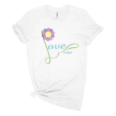Swinnis Women's BallFlower T-shirt