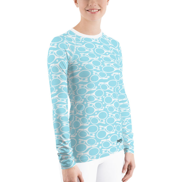 Swinnis Women's White Fall Long Sleeve Collections