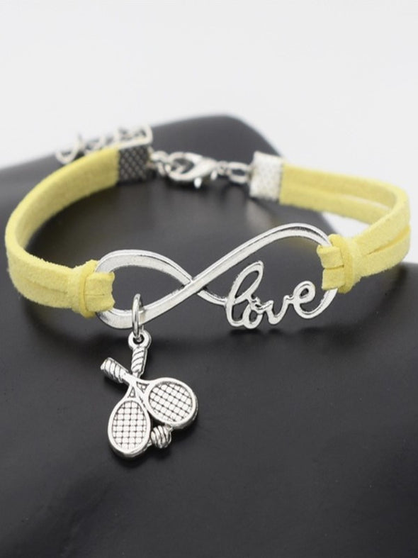 Love Tennis Bracelet for girls