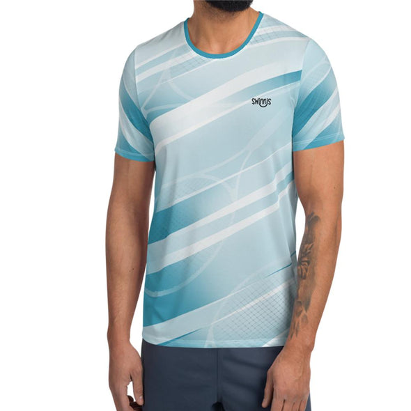 Swinnis Men's Inspiration Game Up Dry Tee