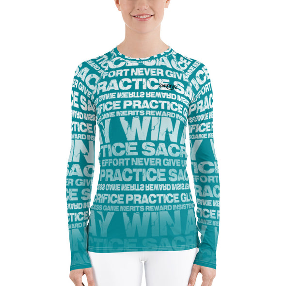 Swinnis Women's Prime Set Long Sleeve