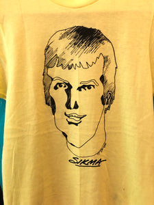 Seattle SuperSonics  Jack Sikma Small Tshirt