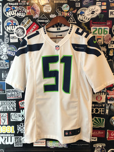 Seattle Seahawks On Field Stitched Small Jersey