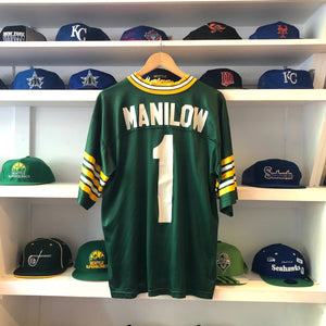 Green Bay Manilow Small Jersey