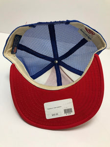 SuperBowl XVII Miami x Washington Mesh SnapBack