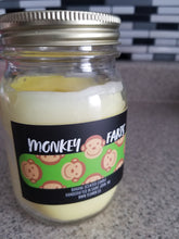 """Monkey Farts"" Banana Scented Candle"