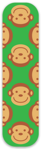 Monkey Band-Aid Sticker