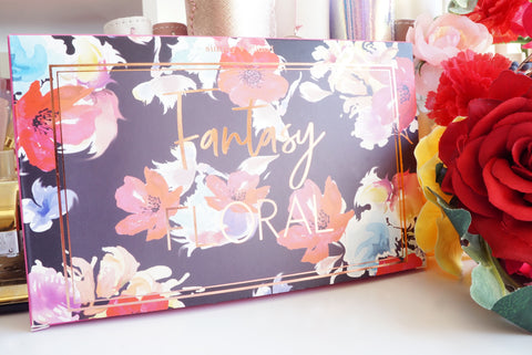 October 2018 simply gilded box - Floral Fantasy