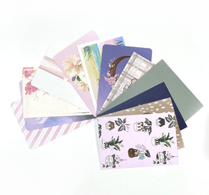BUNDLE - 2020 SUB Box Journal Cards - sold AS IS
