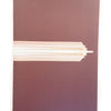 B6 NOTEBOOK INSERT - FIRST CLASS B6 Stitched Bound INSERT + rose gold (First Class)