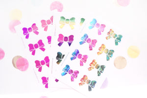 BUNDLE - Puffy Bow Seals (set of 3) - LIMIT 2