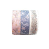 BUNDLE - GLITTER FLORA & FAUNA (set of 3)