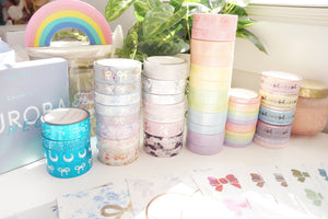 BUNDLE - Buy All Spring Release (14 sets & 14 washi + journaling cards/seals) - Limit 2