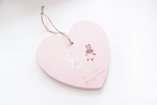 CLARITY - MYSTERY ITEM No. 2 - Heart shaped Calendar - OOPS