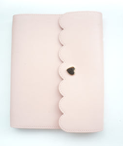 LARGE STICKER BOOK - CLASSIC PINK + light gold hardware (Restock)
