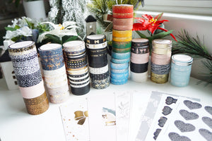 BUNDLE - DELUXE WASHI + - LIMIT 1