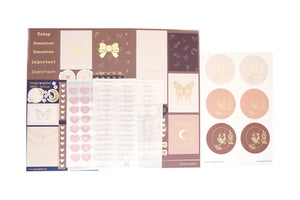 LUXE STICKER KIT - DIVINE Set
