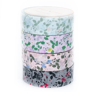BUNDLE - Fairytale Floral (set of 4) - Limit 1