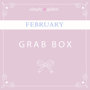 FEBRUARY GRAB BOX - sold AS IS - LIMIT 1