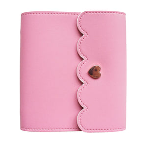 MINI ALBUM - Vibrant Pink/Mint Green GROWTH + rose gold hardware