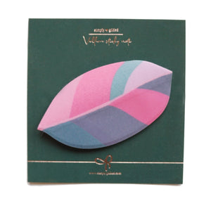 STICKY NOTES - GROWTH Leaf Vellum Sticky Notes