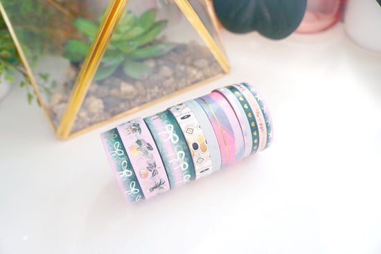 FULL WASHI BAG - Growth