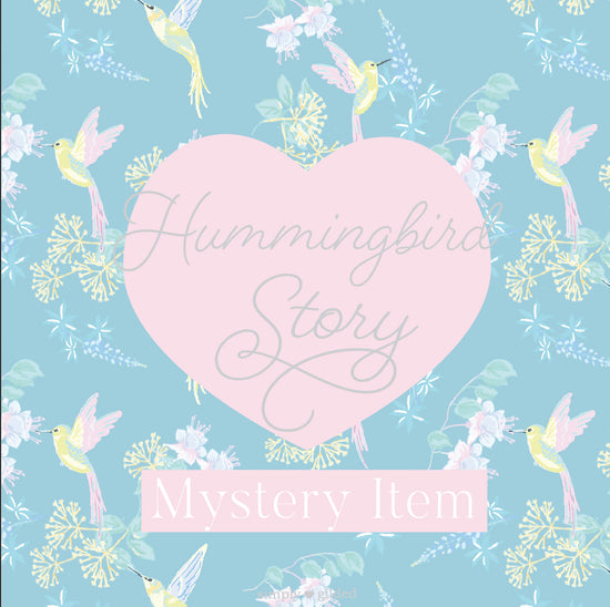 MARCH BOX - Hummingbird Story STANDALONE BOX