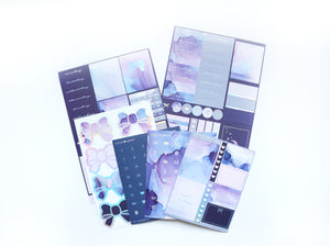 LUXE STICKER KIT  (Iridescent Ink)