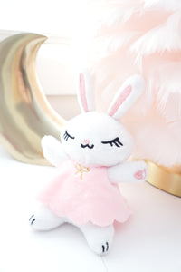 PLUSH - JUNIPER THE BUNNY + WHITE (September Release)