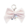 BOW CHARM - Lullaby Moon BOW CHARM + Silver hardware (LULLABY MOON)