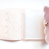 MINI ALBUM - ROSÉ + rose gold hardware (metallic)