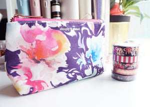 Fantasy Floral FULL WASHI BAG  (Mystery Monday)