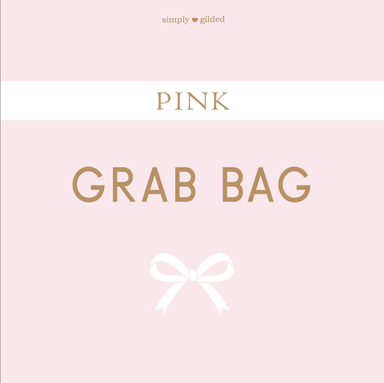 PINK GRAB BAG - sold AS IS - LIMIT 2
