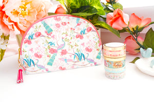 PAINTED GARDEN - FULL WASHI SET & POUCH (Painted Garden)