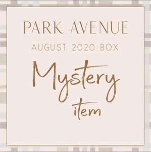 MYSTERY ITEM - PARK AVENUE