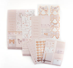LUXE STICKER KIT - PARK AVENUE