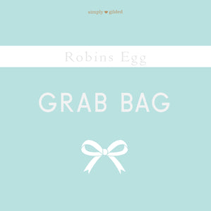 ROBIN'S EGG GRAB BAG - sold AS IS - LIMIT 2