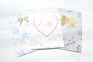 BUNDLE - Spring Floral Journal Cards (3)