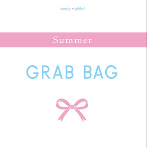 SUMMER GRAB BAG - sold AS IS - LIMIT 2