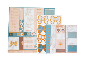 FANCY FETE - Luxe Sticker Kit