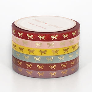 5mm Horizontal Bows set of 6 - SPICE COLLECTION