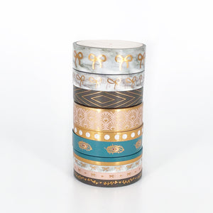 FANCY FETE - FULL WASHI SET