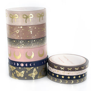 FULL WASHI BAG - DIVINE washi set (Restock)